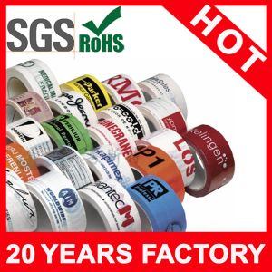 Logo Sign BOPP Printing Tape pictures & photos