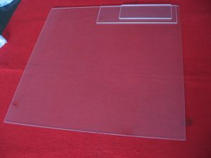Big Size Clear Quartz Glass Plate in Size 1000mmx1000mm pictures & photos