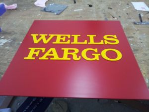 Steel Metal Painting Regulatory Plaques Sign pictures & photos