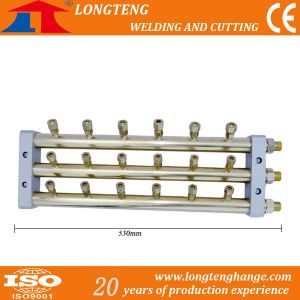 10 Outlet Gas Distributor for CNC Flame Cutting pictures & photos