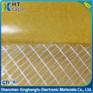 Filament Double Sided Fiberglass Carpet Mesh Tape pictures & photos