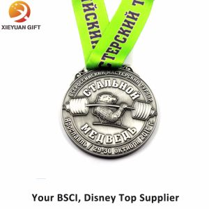 2015 New Products Bottle Opener Medals Ribbon pictures & photos