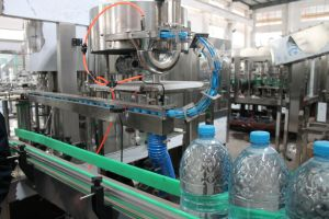 Automatic Complete Bottle Pure Mineral Water Bottling Machine pictures & photos
