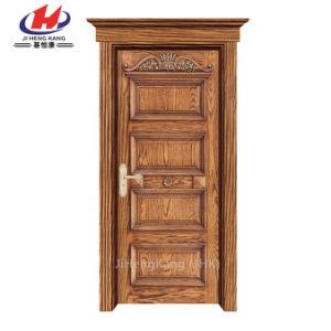 Craftsman Carver Composite Luxury Interior Wooden Door (JHK-011CS) pictures & photos