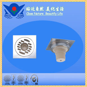 Xc-1121 High Quality Sanitary Ware Floor Drain pictures & photos