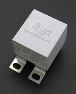 Sewing Machine Capacitor IGBT Snubber Capacitor Converter and Inverter for Switch Power Supply pictures & photos