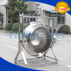 Electric Heating Tilting Jacketed Kettle pictures & photos