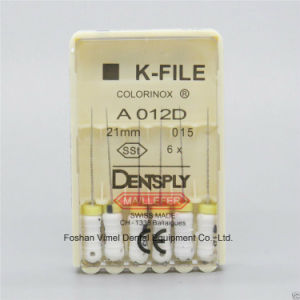 Dental Endo Hand Use Assorted Dentsply Rotary Protaper File pictures & photos