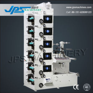 Adhesive Label Printing Machine Certificated by CE pictures & photos
