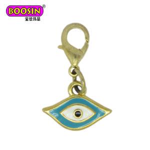 Hot Sale Metal Alloy European Evil Eye Charms Pendant Necklace pictures & photos