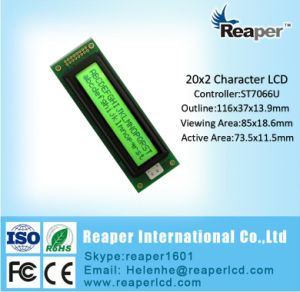 Character LCD Display COB Type 20X2 Dots LCD pictures & photos