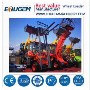 4*4 Terrain Forklift with Xinchai Engine for Sale pictures & photos