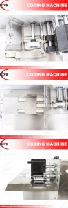 My-380 Iron Coding Machine for Date and Batch No. Coding From China pictures & photos