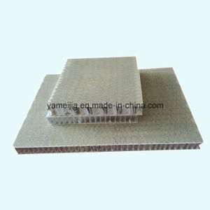 20mm Thick GRP/FRP Fiberglass Honeycomb Panels pictures & photos