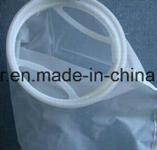 Nylon Nut Milk Filter Bag with Drawstring pictures & photos