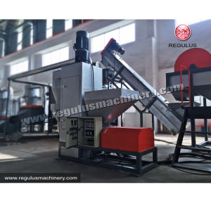 Plastic Waste Recycling Machinery Manufacturers pictures & photos