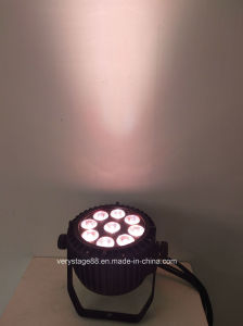 High Quality LED 9X12W RGBWA 5 in 1 Outdoor PAR Light pictures & photos