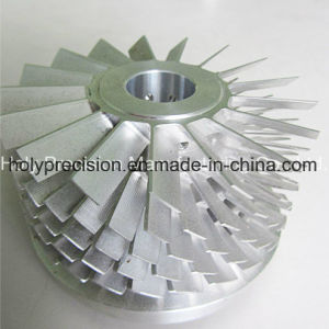 High Precision Aluminum Parts by 4-Axis-Machining pictures & photos