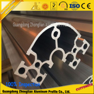 Aluminium Extrusion T Slot Profile for Industrial Assembly Line pictures & photos