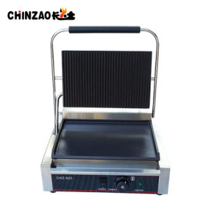 All Grooved Hotplate Sandwich Panini Grill (CHZ-820A) pictures & photos