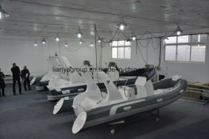 Liya Yacht Tender Dingy Luxury Rib Boat pictures & photos