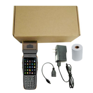 Handheld Computer Android Device WiFi Android Printer Barcode Scanner pictures & photos