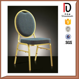 Aluminium Round Back Catering Banquet Chairs for Party (BR-A114) pictures & photos
