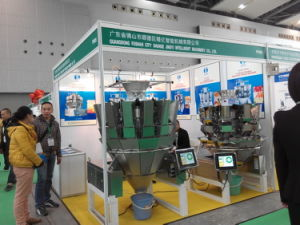 Automatic Snack Food Packing Machine with Multihead Weigher (JY-PL) pictures & photos