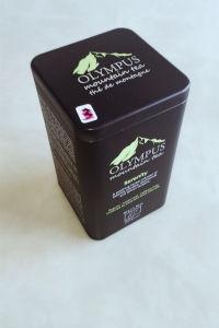 Hot Sale Rectangle Tea Tin Box pictures & photos