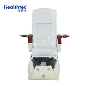Crystal Bowl PU Leather Foot Massage Sofa Chair (A202-35) pictures & photos