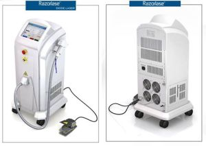 Factory 808nm Diode Laser Hair Removal Machine pictures & photos