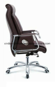 Modern High Quality Leather Swivel Chair for Boss pictures & photos