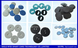 I Code 2 Chip RFID Token in Laundry pictures & photos