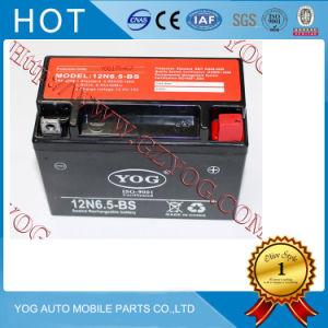 Baterias Motorcyecle Battery Ytx4 / Ytx5 / 12n5 / 12n7 / 12n9 / Ytx7 pictures & photos
