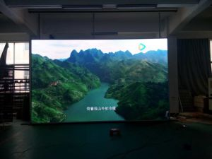 High Definition Video Wall P4 Indoor Panel Advertising LED Display Screen pictures & photos