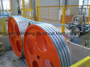 Charging Power Station Cable Stranding Machine pictures & photos