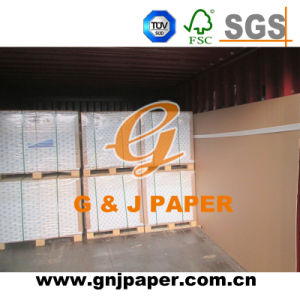 Good Price Double Side Coated Couche Paper for Notebook Production pictures & photos