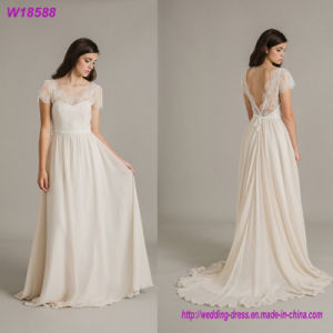 2017 Fashion Style Mermaid Wedding Dress Bridal Gown pictures & photos