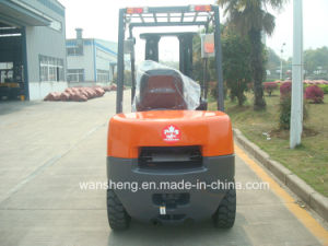 China Brand High Quality 3 Ton Diesel Forklift Truck pictures & photos