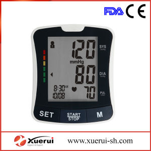 Wrist-Type Fully Automatic Blood Pressure Monitor pictures & photos