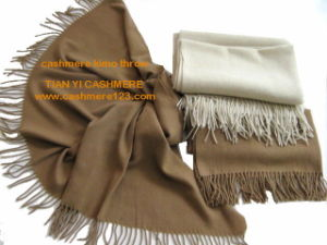 Cashmere Blanket Throw Twill pictures & photos
