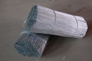 Electro Galvanized Straight Cutted Wire/Galvanized Iron Tie Wire (XM-13) pictures & photos