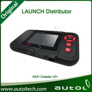 Hot Selling! ! ! 100% Original Launch X431 Creader VII+ Multi-Language Diagnostic Instrument Crp123 Launch Creader C7+ pictures & photos