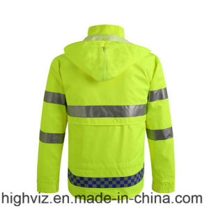 Safety Reflective Jacket with ANSI107 Certificate (C2444) pictures & photos