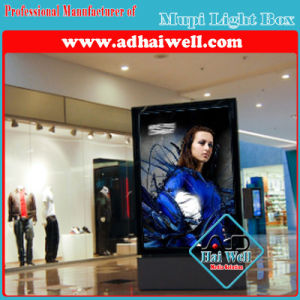 Brand Store Advertising Light Box with Spde Scrolling System pictures & photos