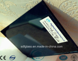 Dark Grey Silver Mirror with CE, ISO pictures & photos