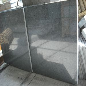 China Cheap Granite, G654 Dark Grey Granite Slab pictures & photos