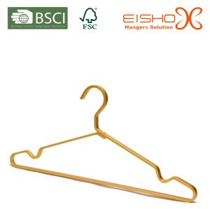 Eisho New Design Style Durable Aluminum Clothes Hanger pictures & photos