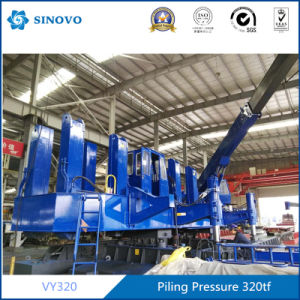 Hydraulic Pressure Static Pile Driver with Excavator pictures & photos
