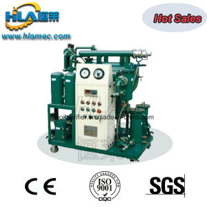 Vacuum Triple Filter Stage Used Insulating Oil Purifier Machine pictures & photos